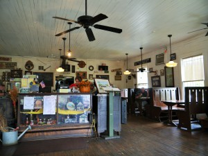 Whistle Stop Café Indoor