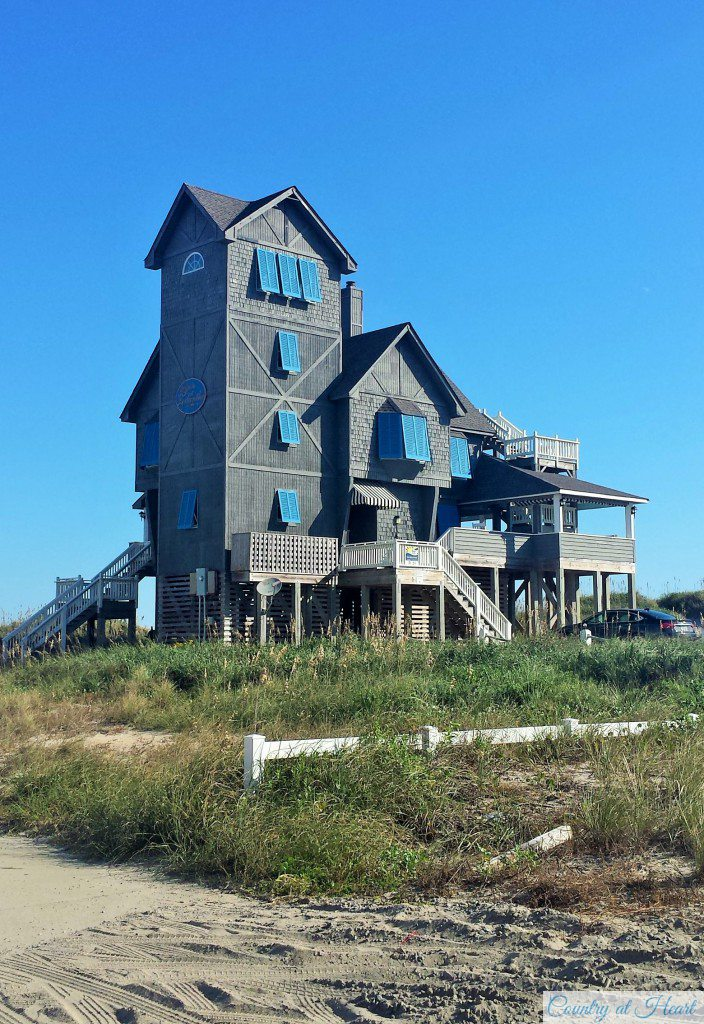 House in Rodanthe