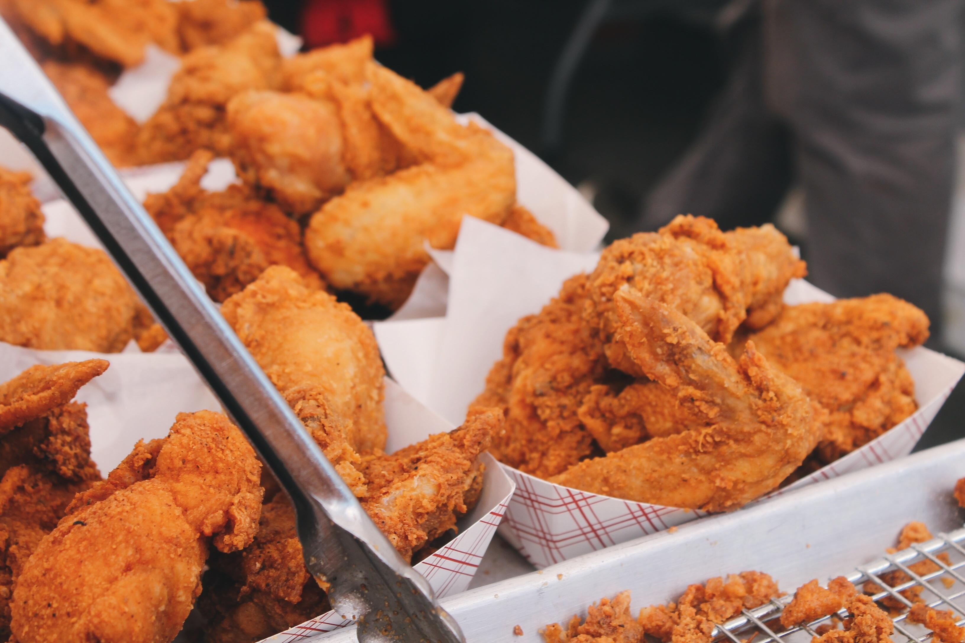 Top5 Fastfood Ketten Usa