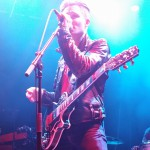 Frankie Ballard singing in Munich