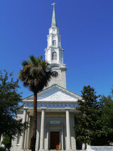 Forrest Gump Church Savannah
