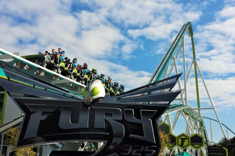 Rollercoaster Fury325