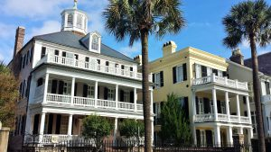 Antebellum Houses Charleston
