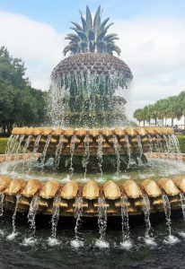 Fountain in Charleston