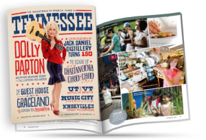 Vacation Planner Tennessee