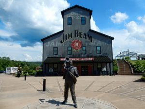 Jim Beam Distillerie Welcome Center