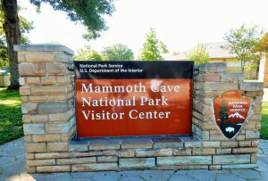 Entrance of Mammoth Cave