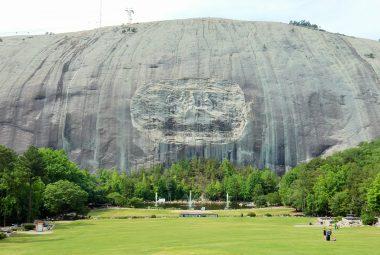 Stone Mountain Monument