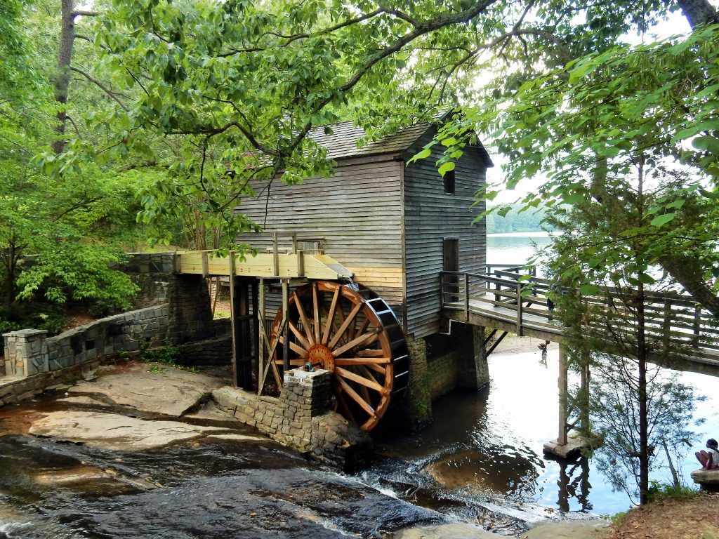 Old Mill at Stone Mountain