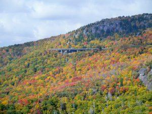 Blue Ridge Parkway in Fall
