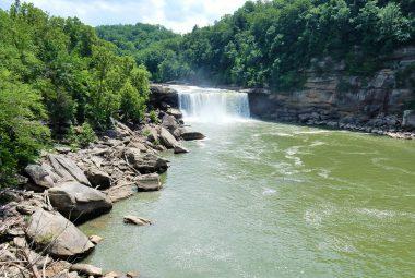 Cumberland Wasserfälle