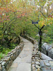 Path at Rock City