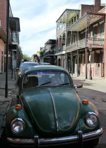 Beetle in New Orleans