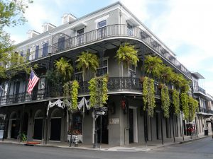 Antebellum House in New Orleans