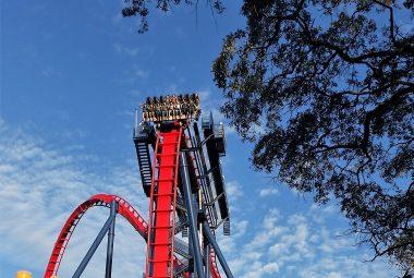 Rollercoaster Busch Gardens