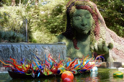 Atlanta Female Fountain
