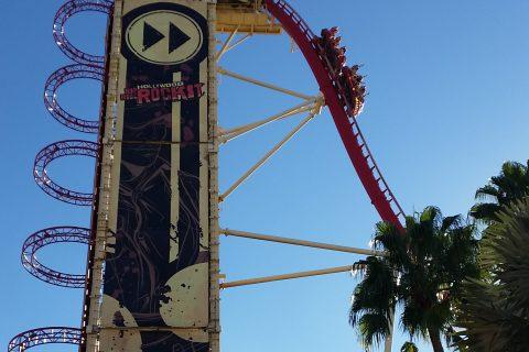 Rockit Rollercoaster