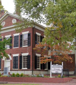 Old Lumpkin County Courthouse