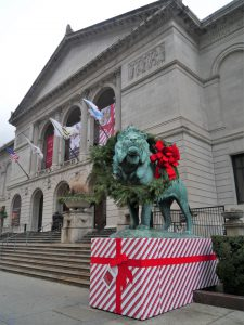 The Chicago Art Museum