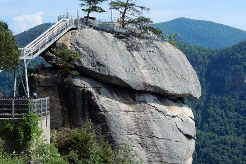 Chimney Rock North Carolina