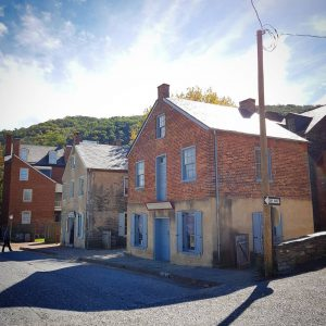 Old Buildings Harpers Ferry