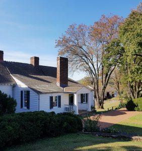 James Monroes Ash Lawn