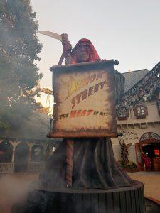 Busch Gardens Williamsburg Howl-o-Scream 2017