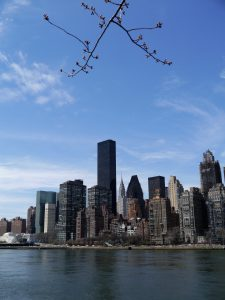 Manhattan in Spring