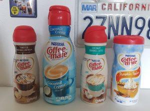 Coconut Creme Coffee Mate