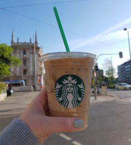 Iced Café Latte