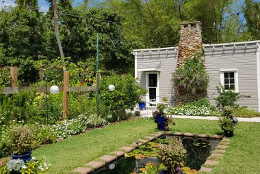 Garden House at Edison & Ford Winter Estates, Fort Myers