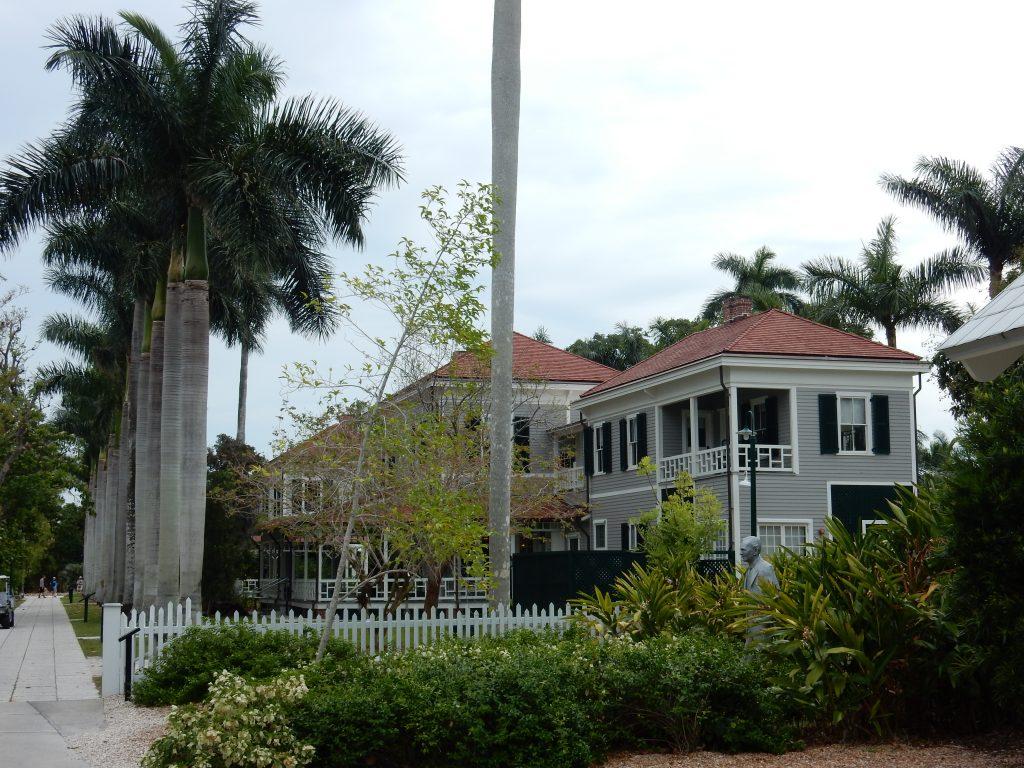 Edison & Ford Winter Estates Houseview