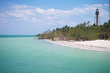 Sanibel Island Lighthouse Beach