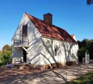 Gardener's House Mount Vernon