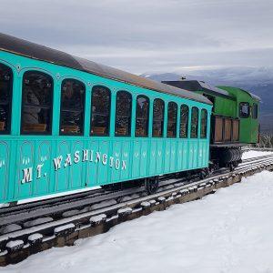 Mt.Washington Cog Railway