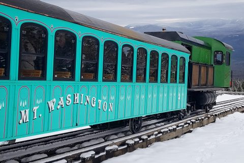 Mt.Washington Cog Railway