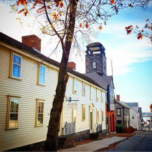 Citywalk through Newport, RI (1)