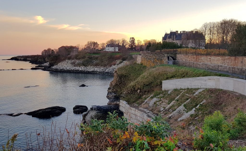 Cliffwalk, Newport (RI)