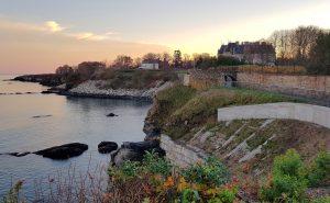 Cliffwalk, Newport (RI)